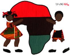 Kids Africa T-Shirt