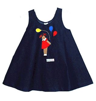 Girl's Swing Jumper
