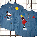 Childrens Denim Shirt